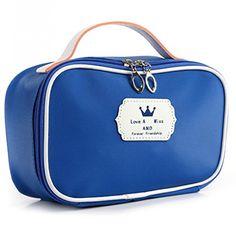IMIDO Dollar Price Women cosmetic bag travel organizer make up toiletry  Storage wash hand Bags makeup vanity organizador 27e40cf2e381d