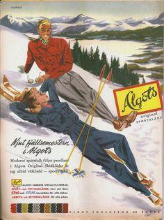 algots vintersemester 1946