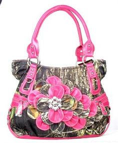 Camo Purses: The Best one i have seen that look somewhat cool