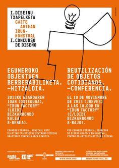 REUTILIZACIÓN DE OBJETOS COTIDIANOS-CONFERENCIA