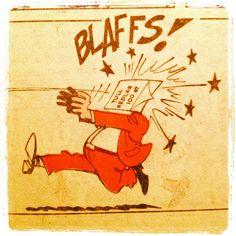 Något att förtulla? – Snells Express, Blondie #12 1979