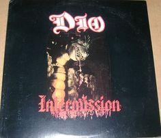 """Dio """"Intermission"""" NM 1986 Vinyl Record"""