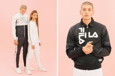 FILA's FW16 collection continues the brand's homage to the classic steez of the 1980s and 90s by serving up more contemporary twists…