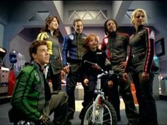 Matt Sadowski, Aly Purrott-Armstrong, Brandon Jay McLaren, Monica May, and Chris Violette in Power Rangers S. Power Rangers Ninja Storm, Power Rangers Spd, Mighty Morphin Power Rangers, Power Rangers Megaforce, Tommy Oliver, Green Ranger, Childhood Tv Shows, American Series, Comic Book Characters