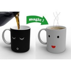 Weird Cool Things to Buy | ... the outside open and the mug is ready to go. A funny and cool concept