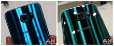 Canada: No Plans for Blue Topaz/Green Emerald Galaxy S6