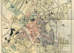 Map of York (1901)