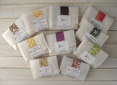 Handmade All Natural Cold Process Soaps  with by BullesetMolecules, $6.00
