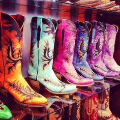 Cowgirl/Gringo Boots