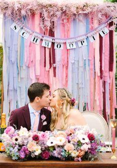 Gorgeous Darlington House Wedding - La Jolla, CA - Mary Costa Post Wedding, Chic Wedding, Spring Wedding, Wedding Ceremony, Wedding Signage, Darlington House, Los Angeles Wedding Photographer, Sweetheart Table, Wedding Designs