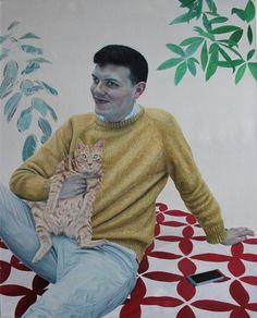 Realistic narcissistic characters painted by Tristan Pigott to convey human ego Renaissance Era, Digital Museum, A Level Art, Ap Art, Gcse Art, People Art, Museum Of Fine Arts, Figure Painting, Art Studios