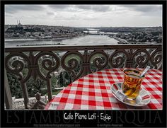 Café de Pierre Loti - Eyüp - Estambul by www.pedroferrer.com, via Flickr