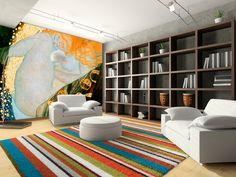 Klimt, Gustav - Danae - Wall mural, Wallpaper, Photowall, Home decor, Fototapet