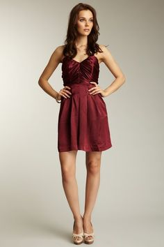 Blowout  Twinkle by Wenlan Collection First Date Short Dress $216