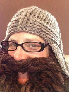 Inspired dwarf beard