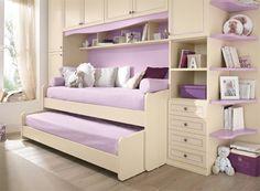 Modelo de cama infantil que faz a diferença na decoração