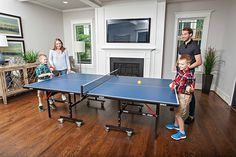 The Best Indoor and Outdoor Table Tennis Tables Of 2017
