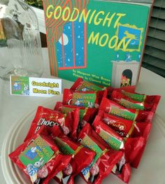 """good night moon pie baby shower 