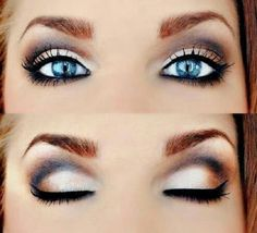 Make up for blue eyes | The place where you craft your beauty..