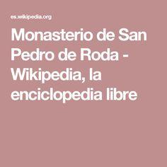 Monasterio de San Pedro de Roda - Wikipedia, la enciclopedia libre