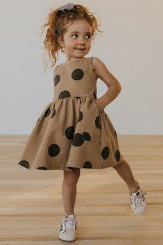 dresses-outfit ideas-little girl dresses-little girls-spring outfits Little Girl Outfits, Kids Outfits Girls, Little Girl Fashion, Toddler Girl Outfits, Toddler Fashion, Fashion Kids, Kids Fashion Summer, Little Girl Style, Baby Girl Fall Outfits