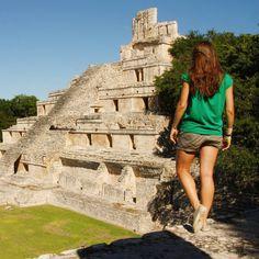 Vous planifiez un road trip au Yucatan au Mexique ? Découvrez mon itinéraire en 14 lieux + mes conseils et adresses pour vous organiser.
