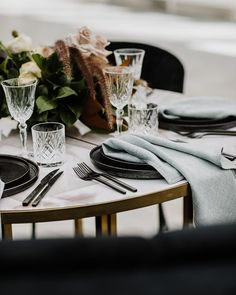 CUT CRYSTAL DETAILS   Styling, Design + Floristry @ruby_and_james Furniture + Tableware @danneventhire Catering @blakesfeast Linen…