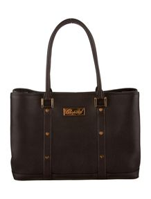 Chopard Leather Tote
