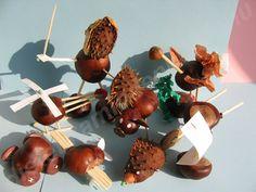 1_gesztenye_babok Christmas Ornaments, Holiday Decor, Fall, Creative, Home Decor, Autumn, Homemade Home Decor, Christmas Jewelry, Christmas Ornament