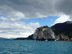 Puerto Tranquilo.. Capillas de mármol.. Región de Aysén.. Chile.
