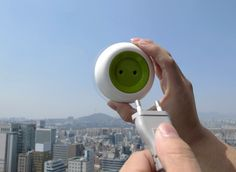 'Solar Window Outlet' may not work, but it's a great idea. How would we make it so that it can work?