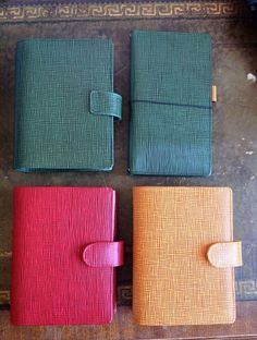 Notes, album, etc. Desings on Pinterest | Leather Notebook ...