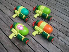 #Splatoon Splattershots real props!