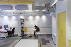 #exposed_ceilind_design for hi tech offices