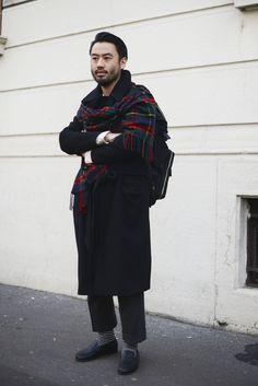 Galeria de Fotos Moda de rua: o melhor do street style de Milão em 50 fotos // Foto 50 // Notícias // FFW