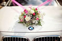 decoration8059 Modern Wedding Car Decoration Ideas