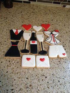 Valentine's day sugar cookies Valentine's Day Sugar Cookies, Christmas Cookies, Valentines Day, Xmas Cookies, Valentine's Day Diy, Velentine Day, Valantine Day, Christmas Candy, Holiday Cookies