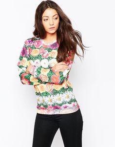 Jaded+London+Daisy+Chain+Sweatshirt