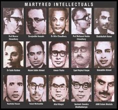 Bangladeshi martyred journalists were targeted as their pens were mightier than the ruler's sword and in favour of the birth of the nation in war East Pakistan, War Image, Pop Culture Art, Continents, Literature, Freedom, History, Ruler, World