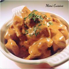Émincés de poulet sauce mascarpone tomate Cookeo de chez Moulinex. Retrouvez pleins de recettes faites au Cookeo sur mon site Mimi Cuisine