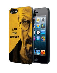Breaking Bad I am the Danger Samsung Galaxy S3 S4 S5 Note 3 , iPhone 4 5 5c 6 Plus , iPod 4 5 case