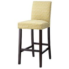 Uptown parson bar stool in Green Apple from Target