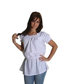 SC88512A Renaissance White Chemise Shirt Medieval Peasant Blouse XL -- You can find out more details at the link of the image.Note:It is affiliate link to Amazon.