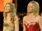 This performance is going to give you CHILLS. Hayley Westenra and the other members of Celtic Woman perform a version of