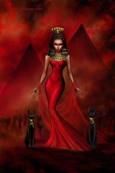 bastet egyptian goddess - Google Search