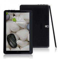10.1 inch Dual Core Android 4.2 3G Phone Call Tablet PC MTK6572 Dual Camera 1024*600 Dual SIM 1GB 8GB Bluetooth OTG FPB0217#M1 | #Armor #external #PhoneBags