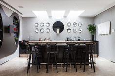 A House for Social Gatherings Amongst Art & Design Photo