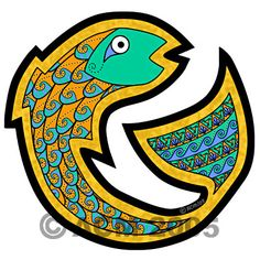 cool fish design