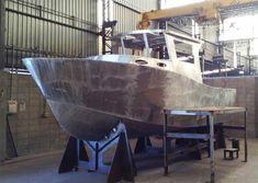 Fishing boats plans work boat plans STEEL KITS POWER, boat building, boatbuilding, boat plans, boatplans, steel kits, steel boats, aluminum boats