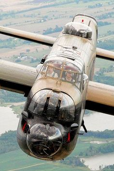 The incomparable Avro Lancaster - the best bomber of WW2 by far